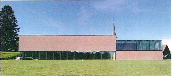 Salle polyvalente du Glèbe